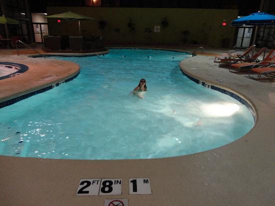 Holiday Inn Kansas City: pool