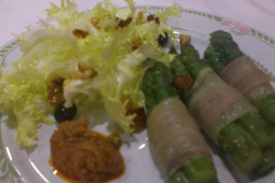 Hotel Calitxo: cena
