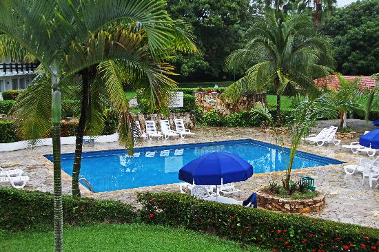 Hotel Misión Palenque: Swimming Pool
