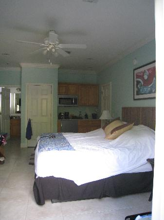 Travelers Palm Inn: Room