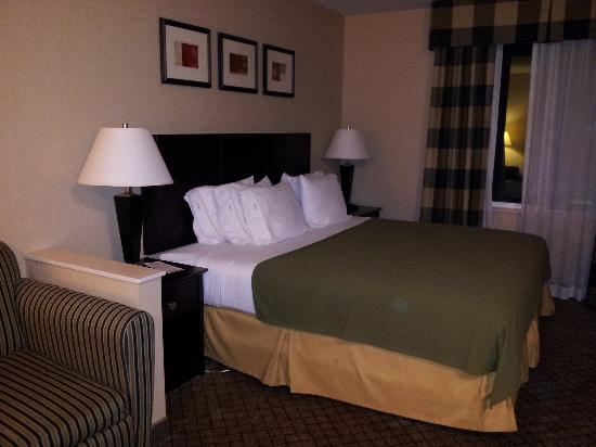 Holiday Inn Express Hotel & Suites Sumner: Room pic 3
