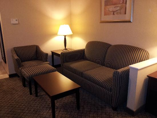 Holiday Inn Express Hotel & Suites Sumner: Room pic 1