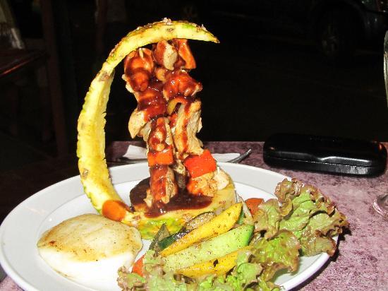 El Sano Banano Village Hotel: Amazing presentation!
