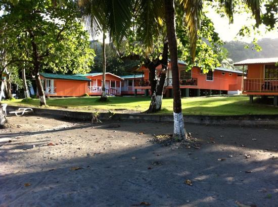 Cabanas El Recreo: El Recreo hotel in Providencia island