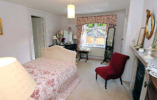 Blackbrook House Bed and Breakfast : Guest bedroom