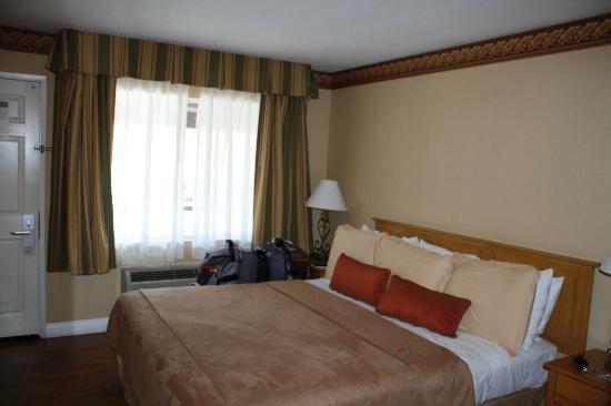 Laguna Beach Inn : Our room