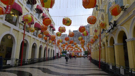 ‪Historic Centre of Macau‬