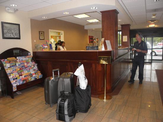 Holiday Inn Express Boston: Boston HIE - a great choice