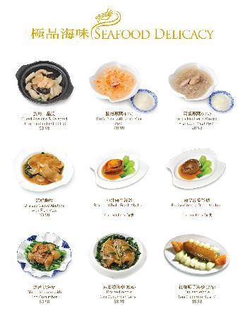 Grand Chinese Restaurant Burnaby Menu