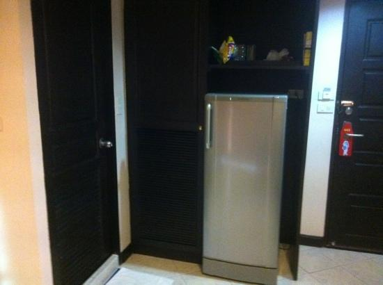 Royal Express Hua Hin: Big fridge