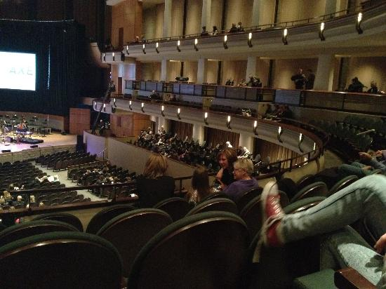 Winspear Centre: Inside the Winspear