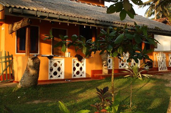 Asanka Guesthouse: older rooms