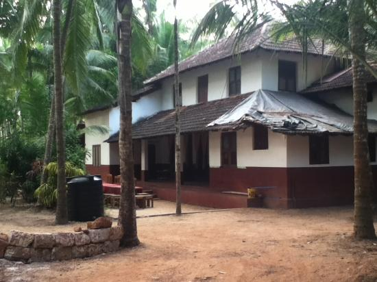 Kunnola Beach House Kerala: Main House Kunnola