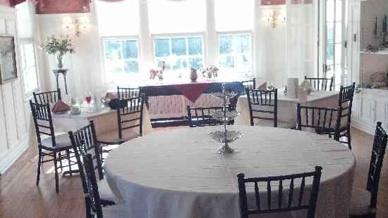 Manor House Tea at Rosemont Manor. Picture