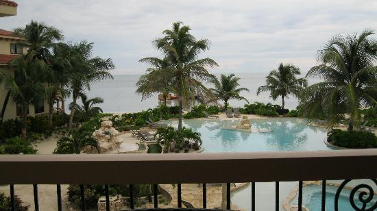 Coco Beach Resort: View form our room