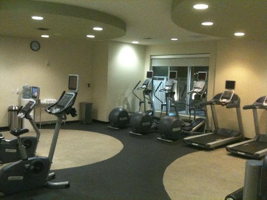 SpringHill Suites Las Vegas Convention Center: Gym