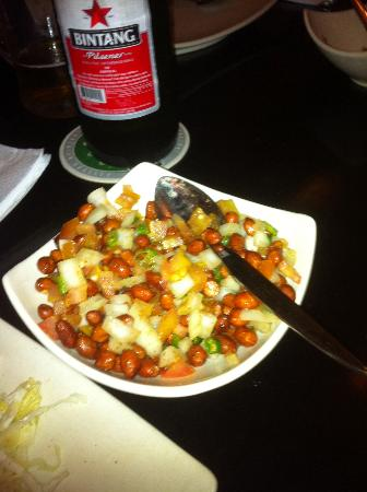 Colonial Cuisine: Spicy Peanuts