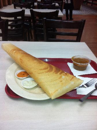 Colonial Cuisine: And Yes the Dosa