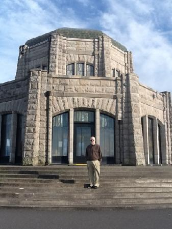 ‪‪Corbett‬, ‪Oregon‬: Vista House at Crown Point‬