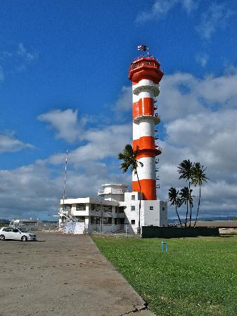 Ford Island Air Control Tower In Urgent Need Of