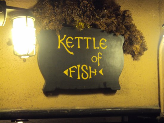 Photo of American Restaurant Kettle of Fish at 59 Christopher St, New York City, NY 10014, United States