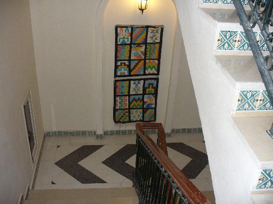 Residence el Arich : Per le scale,non c'è ascensore