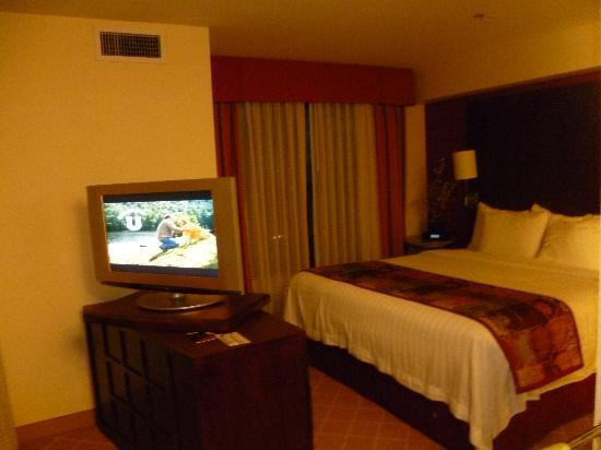Residence Inn San Diego Oceanside : Hotel Room