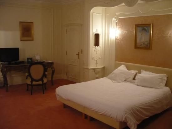 Domaine du Chatelard : Our Room - Number 11 (I think)