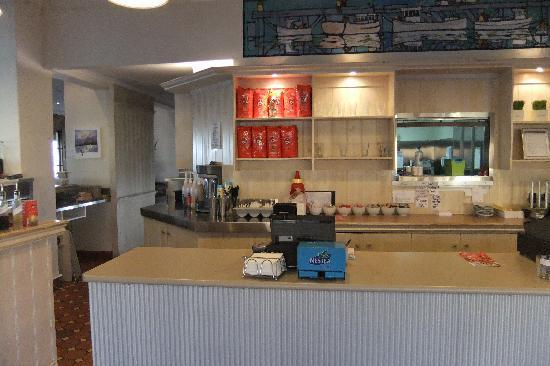 Sea Spray Cafe: come see inside