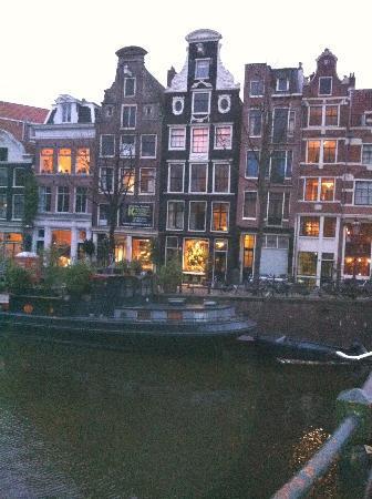 The Posthoorn: entrez dans une demeure typique d'Amsterdam