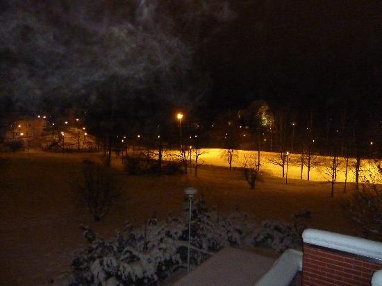 Hotel Kuninkaantie: View from the balcony