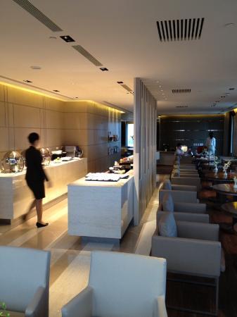 Hotel Nikko Saigon: Club area
