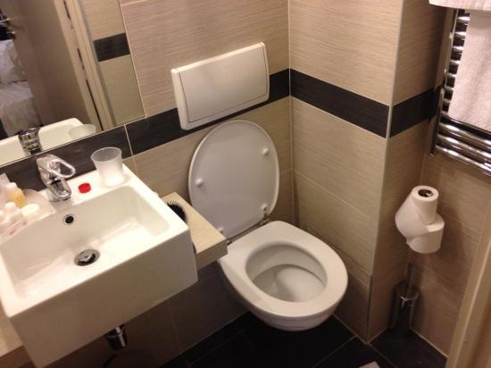 Hôtel Vivaldi : bath