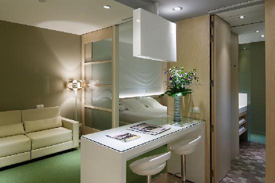 Ako Suite Hotel: Suite