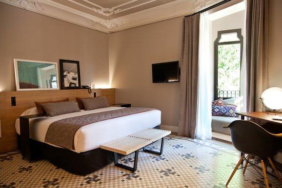 Alexandra Barcelona Hotel, Curio Collection by Hilton: Junior Suite Loft