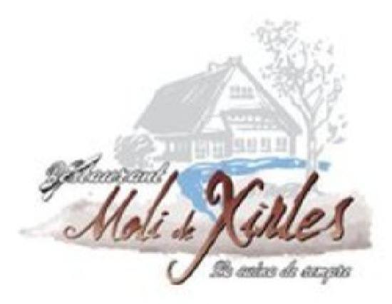 Polop, Spania: RESTAURANTE MOLI DE XIRLES