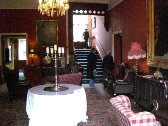 Bertie's at Ruthin Castle: Interior