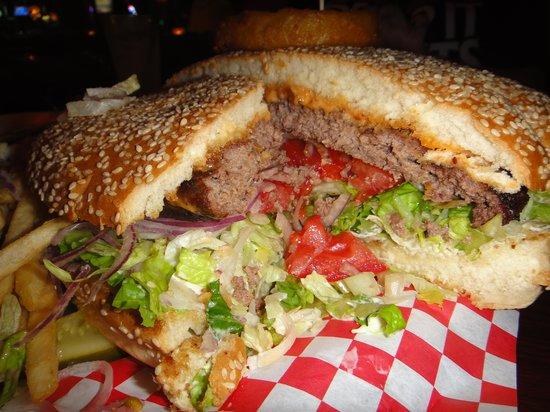 Yankee Doodles: Monster Burger!