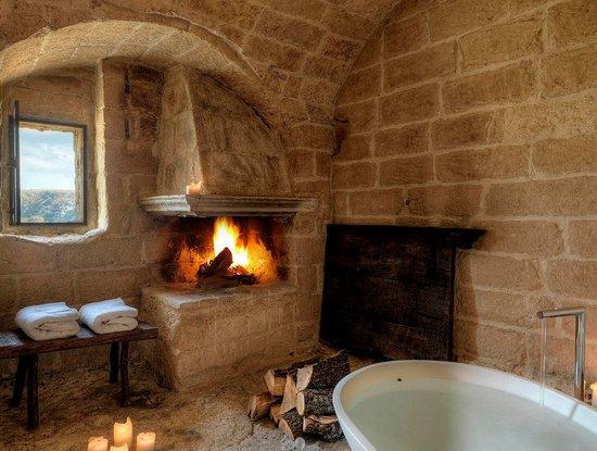 Sextantio Le Grotte della Civita: Suite nr. 13