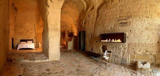 Sextantio Le Grotte della Civita: Suite Cave 8