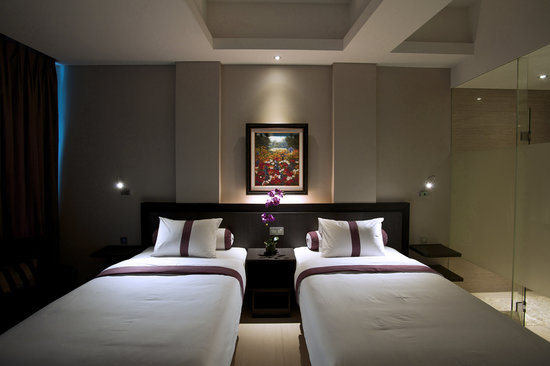 Sun Boutique Hotel Managed by BENCOOLEN: Deluxe Room - Twin Bed