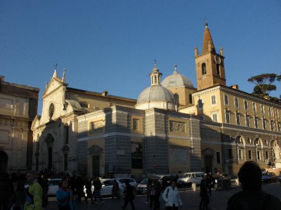 Chiesa di Santa Maria del Popolo: Church of Santa Maria del Popolo2