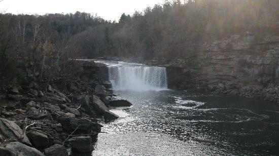 Cumberland Falls State Resort Park: Cumberland Falls, Nov 11 2010 - Juha J