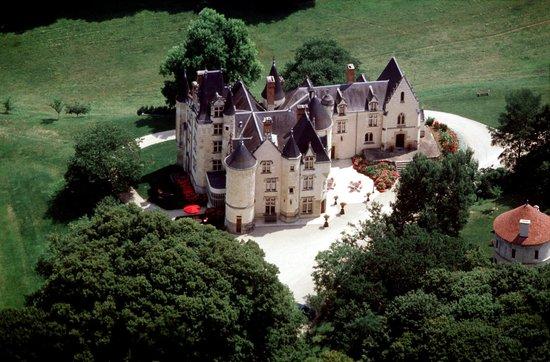 诺亚特图兰因布劳城堡照片