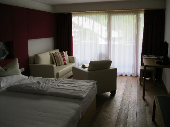 Sonne Lifestyle Resort : room