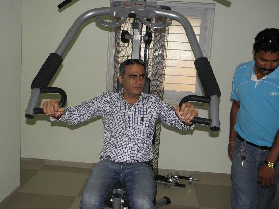 Goverdhan Greens Resort: Keep your Body & Mind Fit @ Goverdhan Greens..