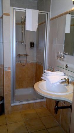 Hotel South: Bagno