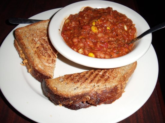 Other Side Cafe: Grilled Cheese