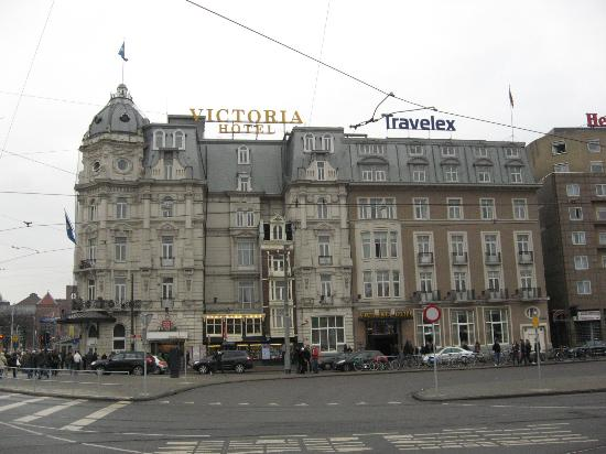 park plaza victoria hotel amsterdam | 2018 world's best hotels