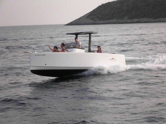 Ibiza Smartboat